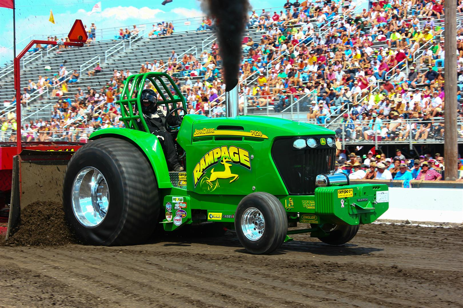 Tractor Pull Tractors : Classes power pull nationals