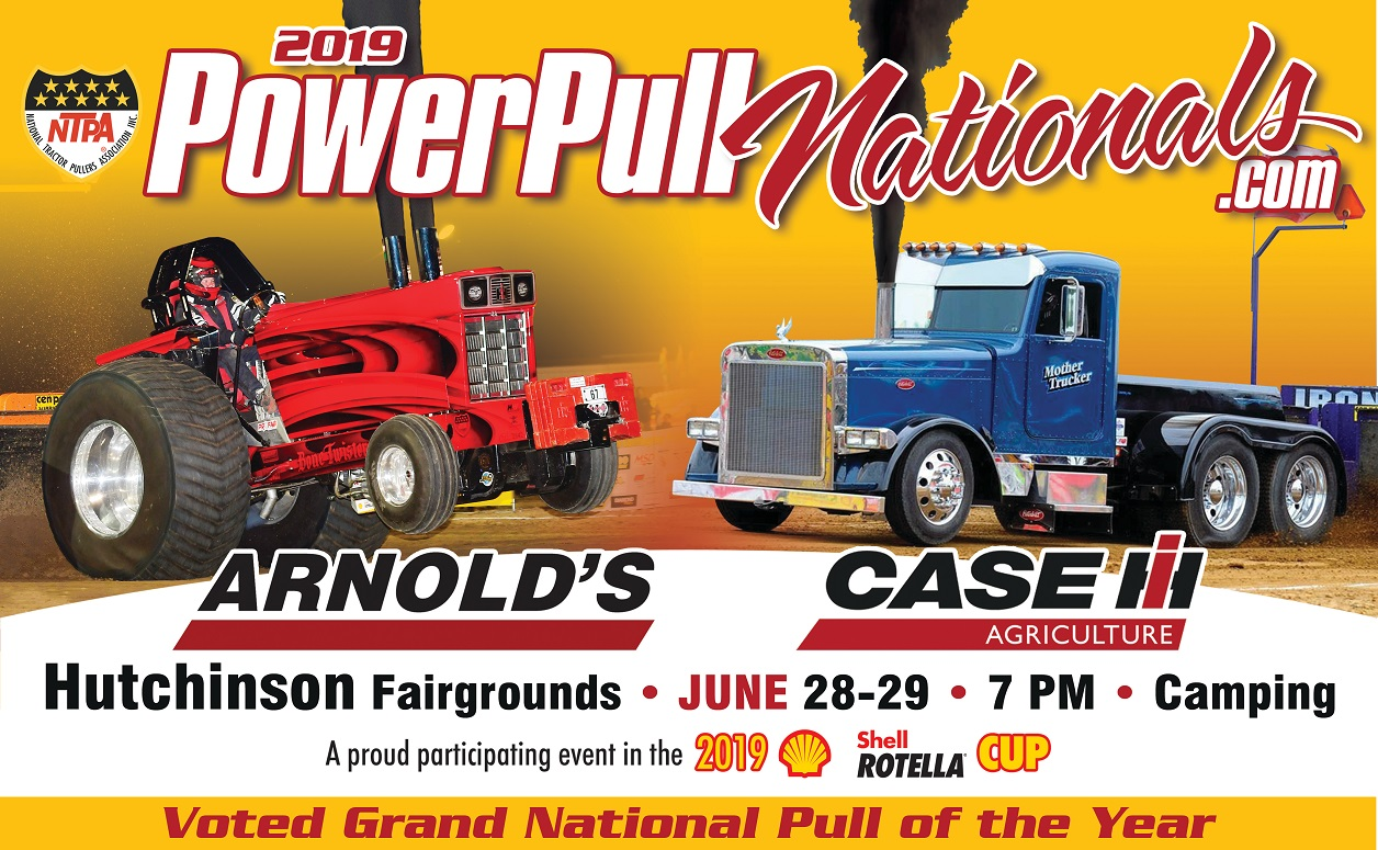 Power Pull Nationals – Hutchinson, MN Tractor Pull